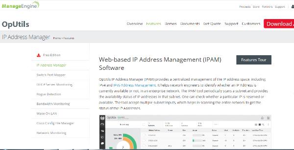 7 Top Open Source IP Address Management Software