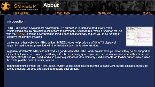 8 Free HTML Editors for Linux/UNIX - Codeable Magazine