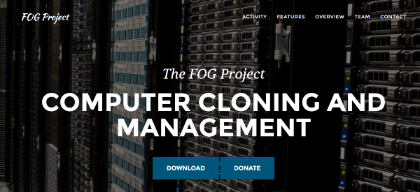 Top 6 Open Source Disk Cloning & Imaging Software - Codeable Magazine