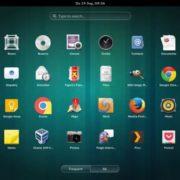 Linux Desktop Environment