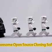 open source cloning software