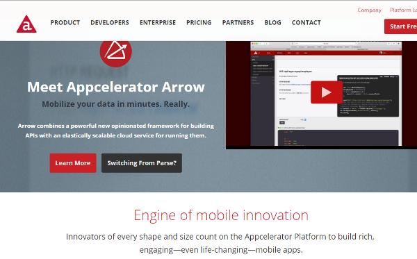 open source mobile development tool