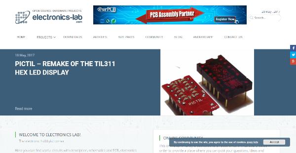 Learn Electronics Engineering Online