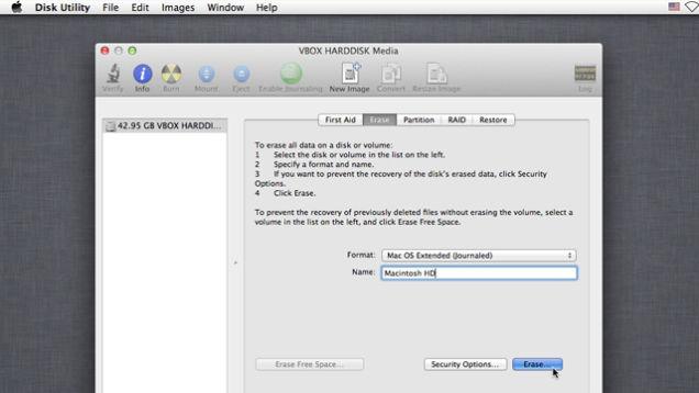 Run macOS on Windows 10 in a Virtual Machine